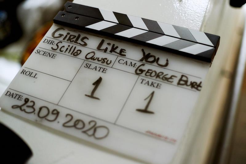 """Rak-Su - """"Girls Like You"""" music video photo"""