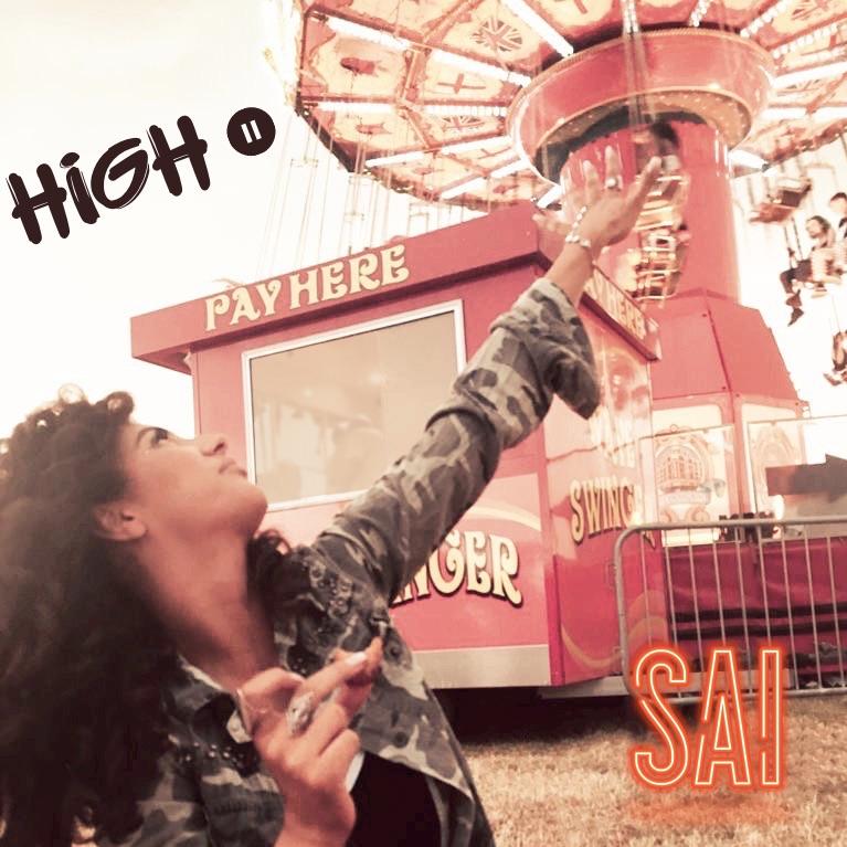 """Sai - """"High"""" cover"""