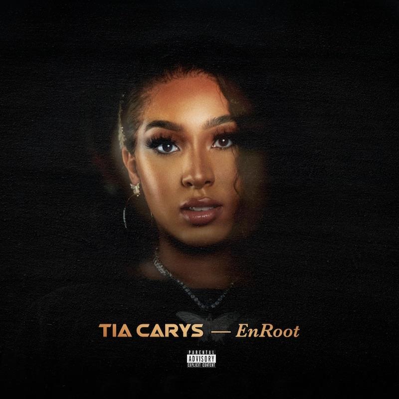 """Tia Carys - """"EnRoot"""" cover"""