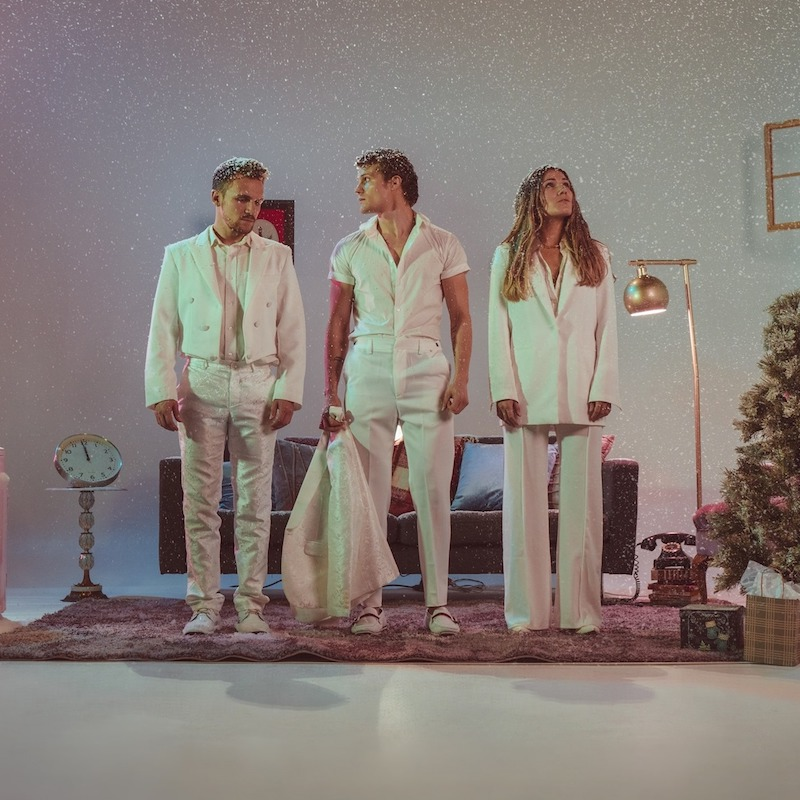 """We Three – """"Our Last Christmas Eve"""" photo"""