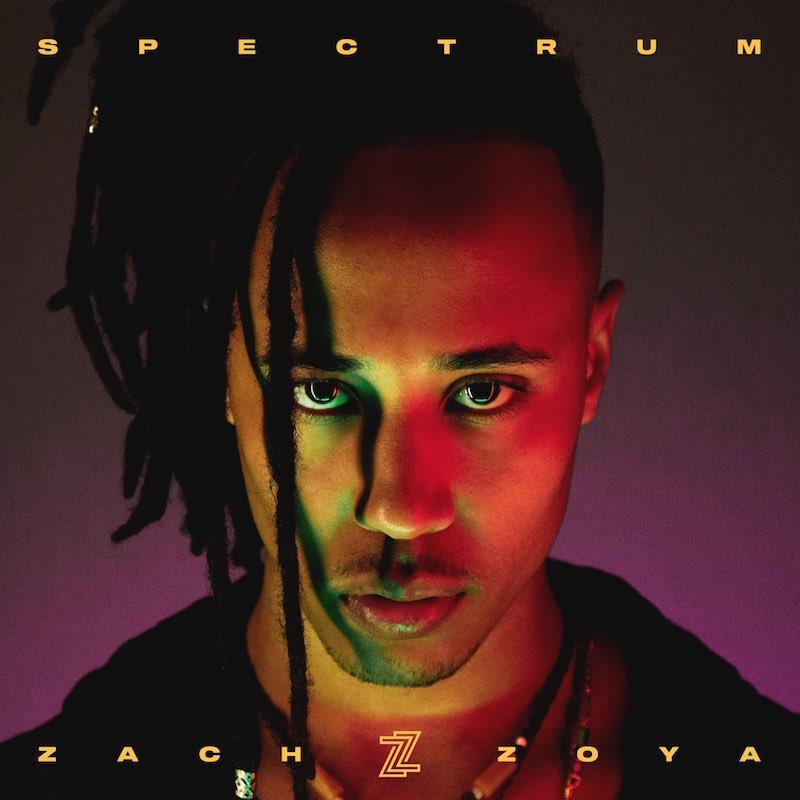 "Zach Zoy - ""Spectrum"" cover"