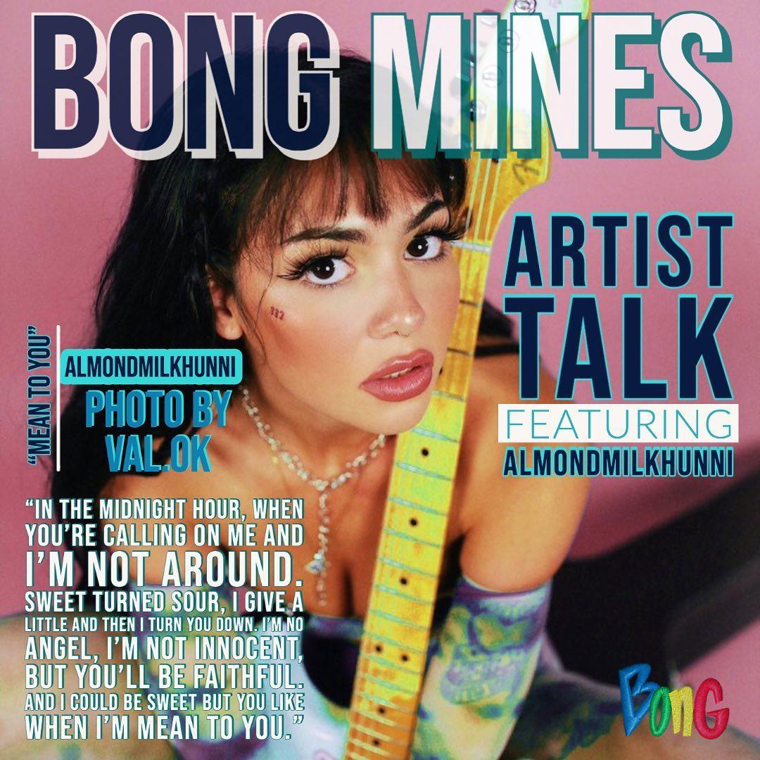 Almondmilkhunni Bong Mines Artist Talk