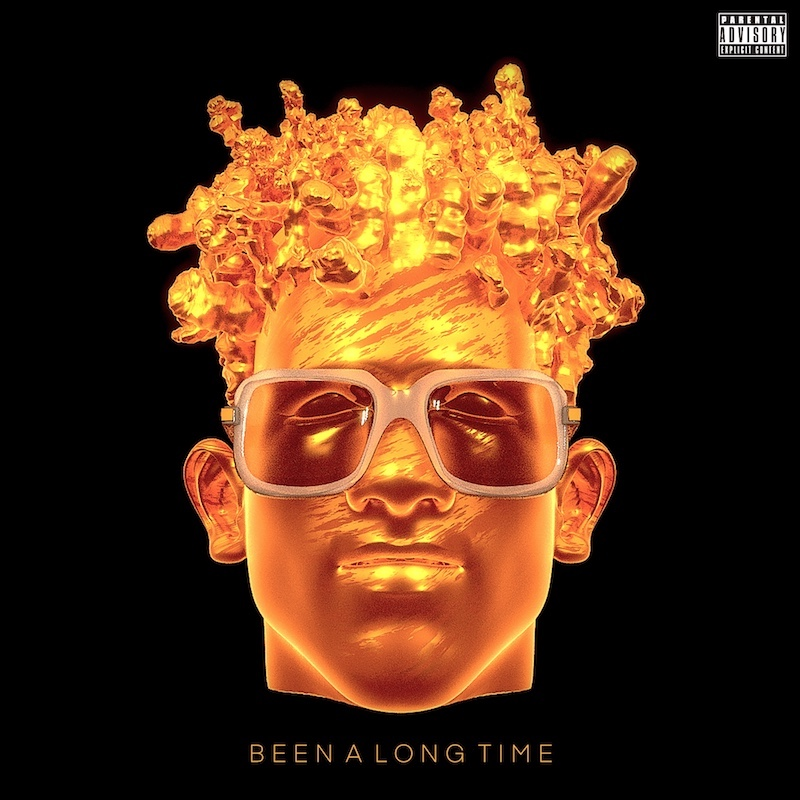 """Dbangz - """"Been A Long Time"""" EP cover"""