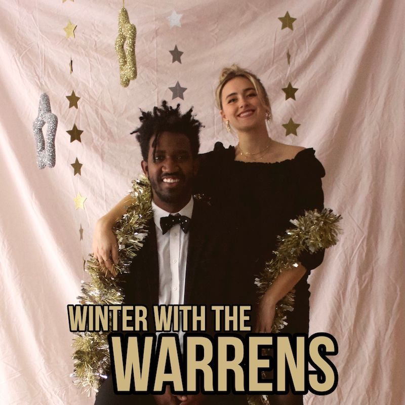 "Jay Warren - ""Winter with the Warrens"" EP"