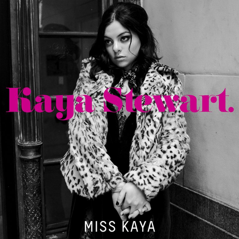 """Kaya Stewart - """"Miss Kaya"""" EP cover"""