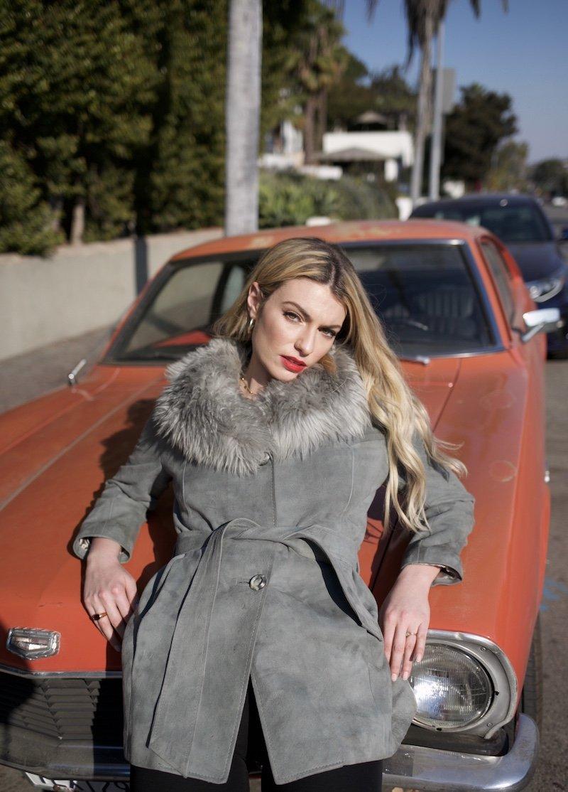 Lola Lennox - London Ellis press photo