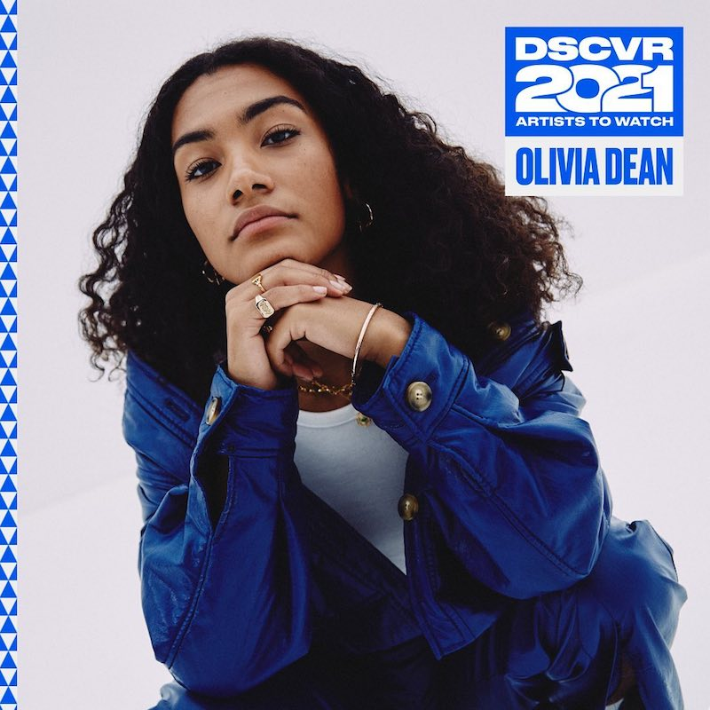 Olivia Dean Vevo DSCVR photo
