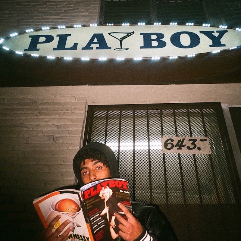 "Pharaoh Santana - ""Playboy"" cover"