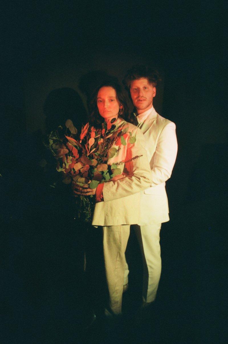 Royal & The Serpent - Yoshi Flower - press photo