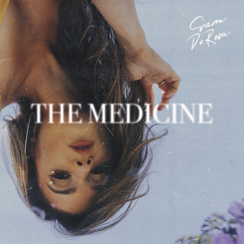 Sam DeRosa - The Medicine EP cover