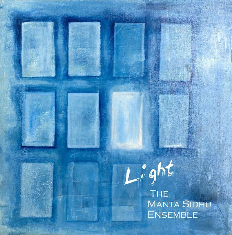 The Manta Sidhu Ensemble - Light cover