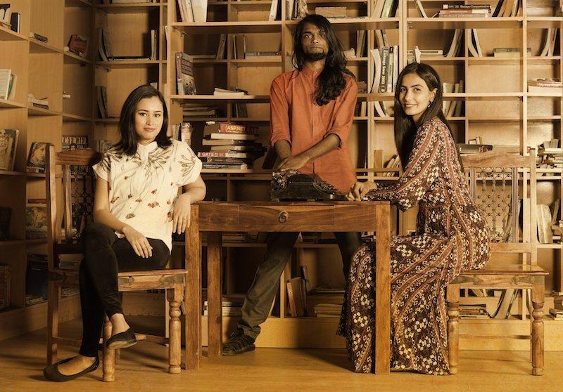 The Manta Sidhu Ensemble press photo