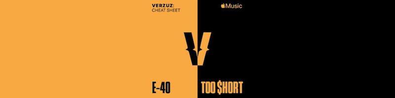 Watch the full E-40 VERZUZ Too $hort battle