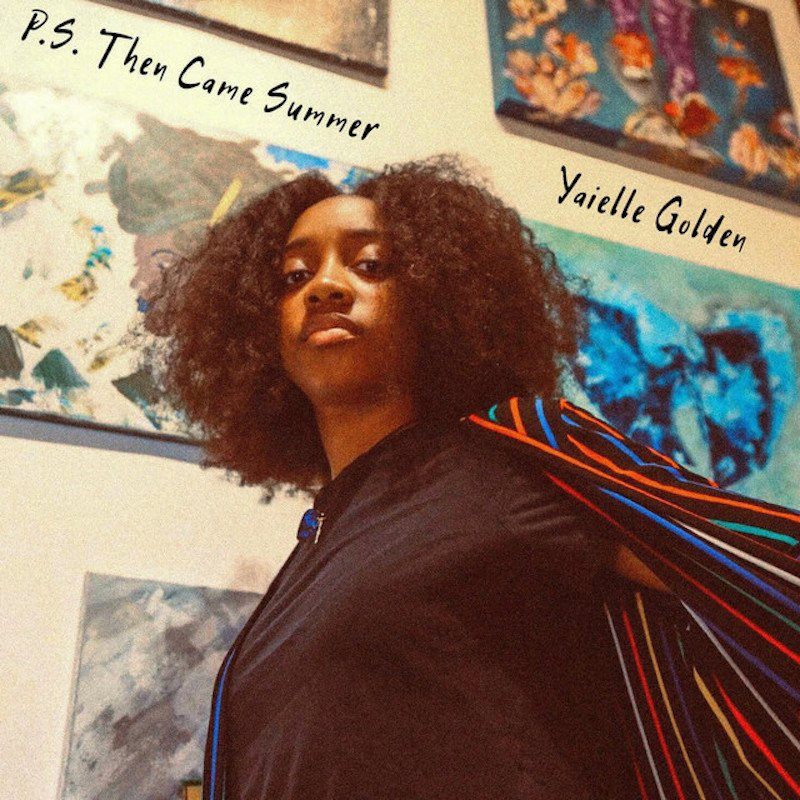 """Yaielle Golden - """"P.S. Then Came Summer"""" cover"""