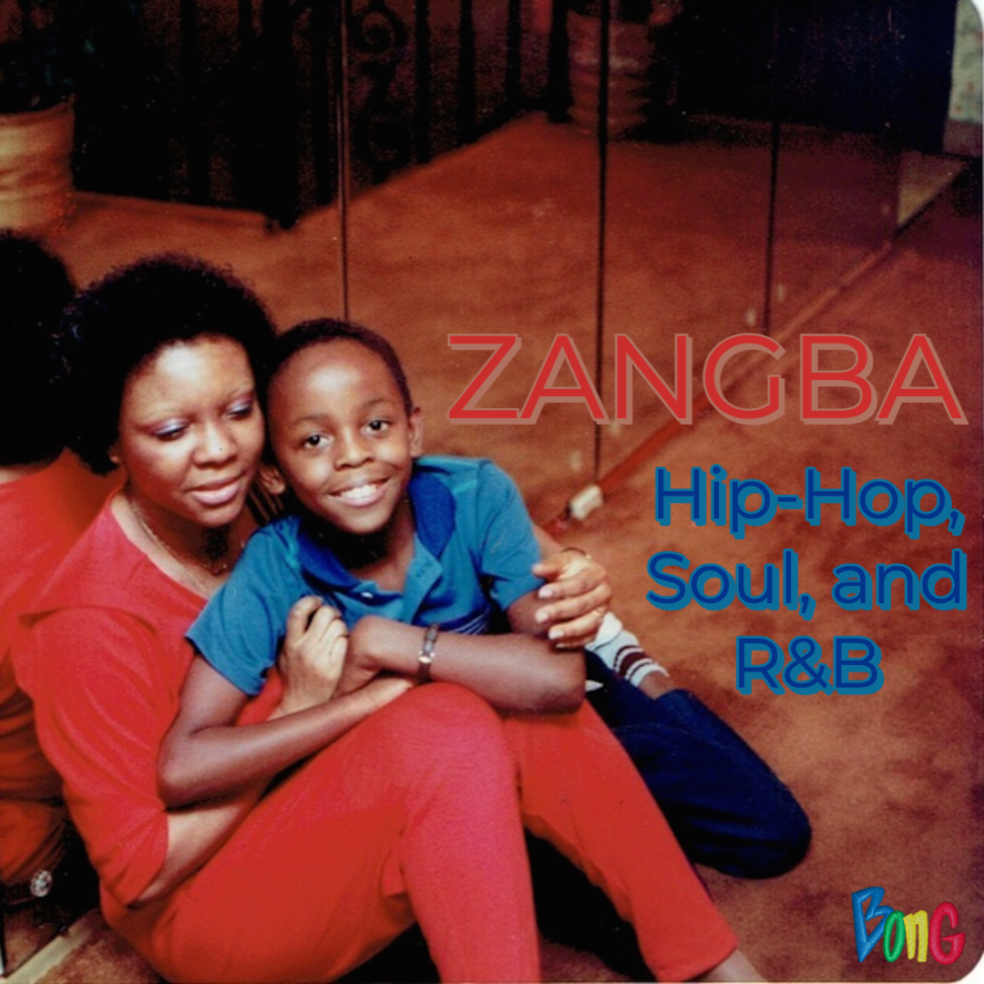 Zangba - Hip-Hop, Soul, and R&B cover