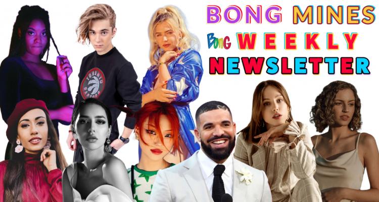 Bong Mines Newsletter horizontal