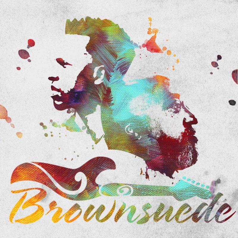 """Brownsuede - """"Brownsuede"""" ep cover"""