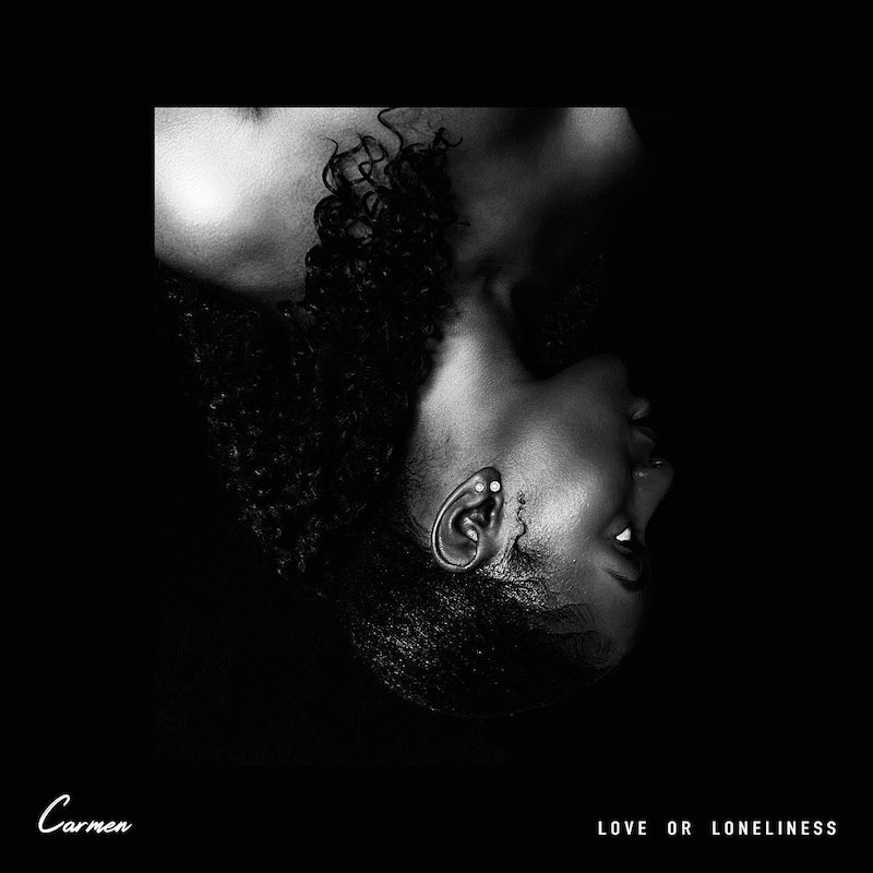 """Carmen - """"Love or Loneliness"""" EP cover"""
