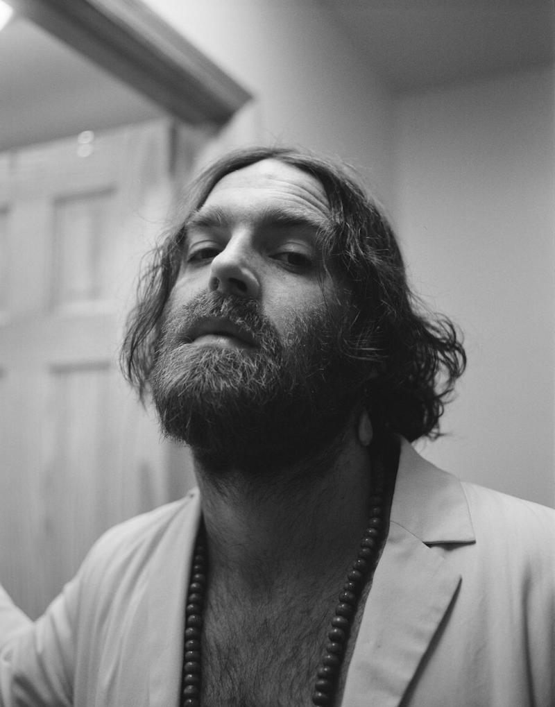 Chet Faker press photo by Jelani Roberts