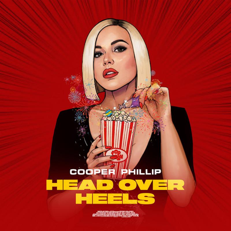 """Cooper Phillip - """"Head Over Heels"""" cover"""