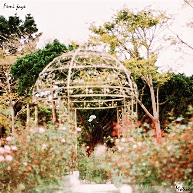 "Femi Jaye - ""Motive"" cover"