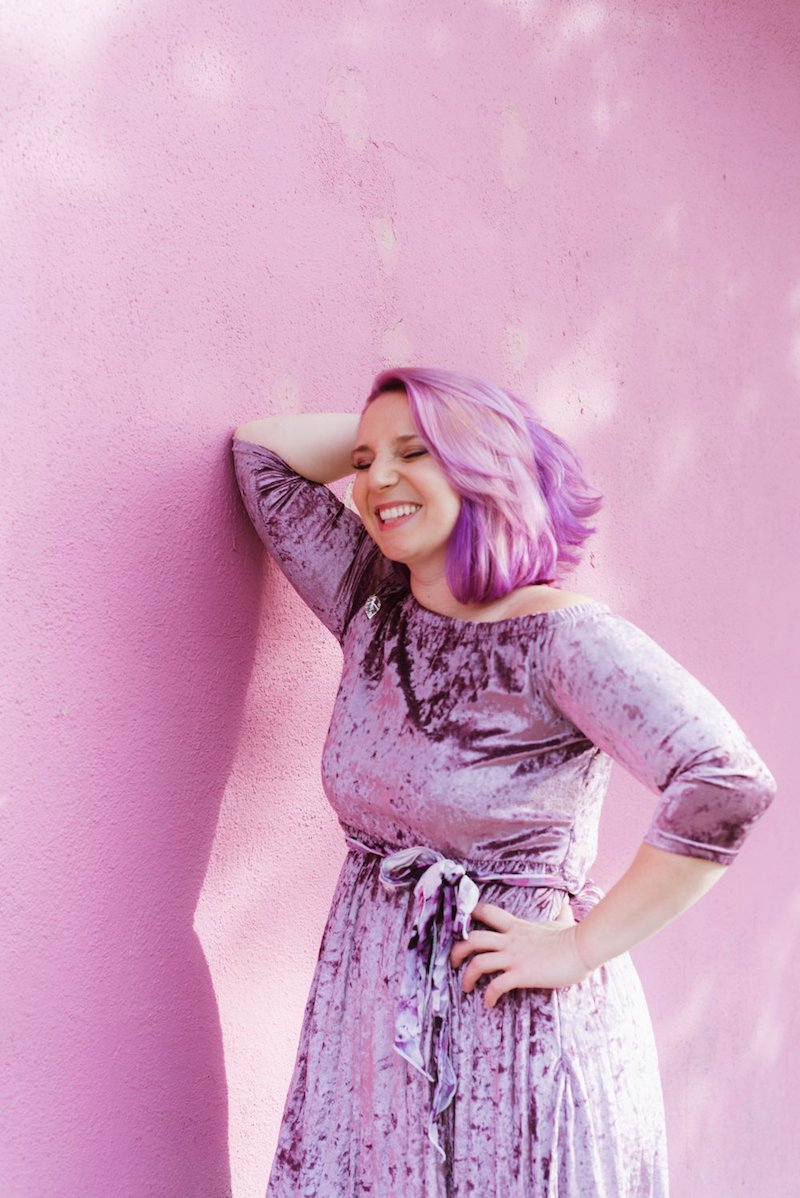 Justina Shandler press photo