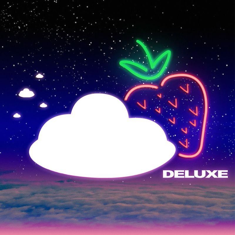 """Kid Travis - """"Strawberry Skies (Deluxe Edition)"""" cover"""