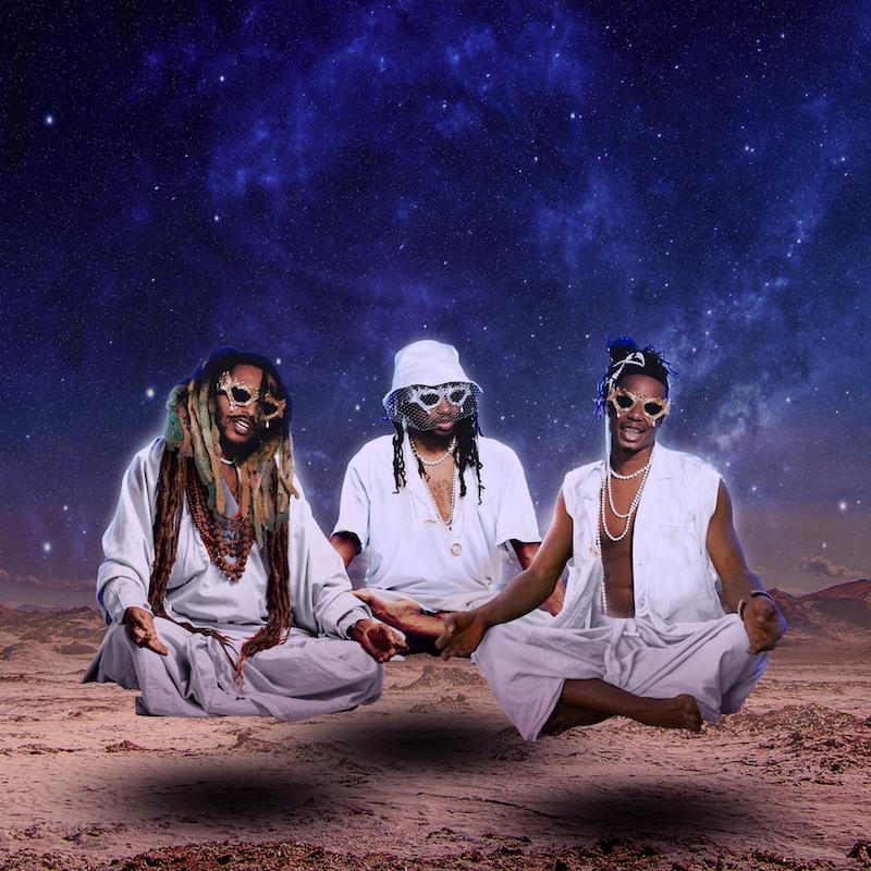 """Minus Gravity - """"Moods Vol. 1"""" album cover"""