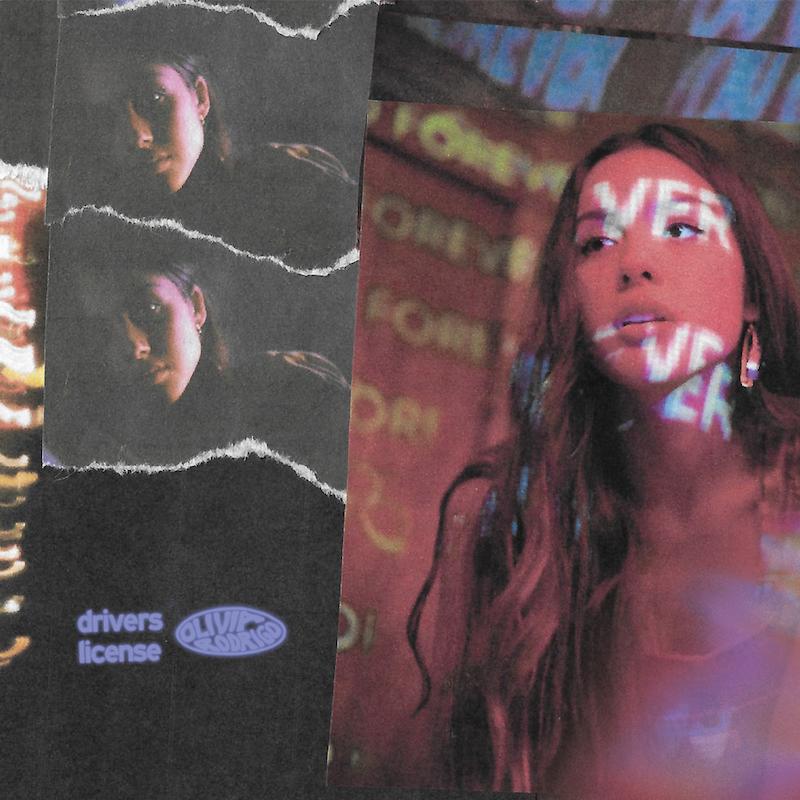 "Olivia Rodrigo - ""drivers license"" cover"