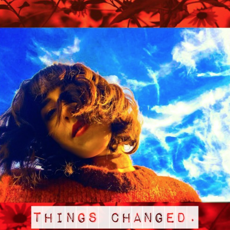 """The Sunshine State - """"Things Changed"""" cover"""