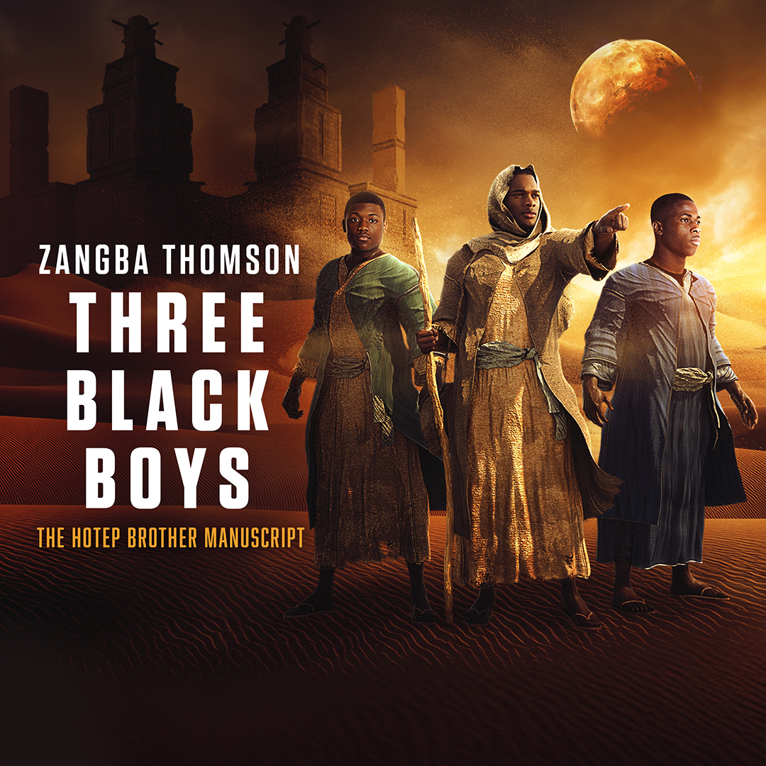 Three Black Boys - Banner 1080x1080