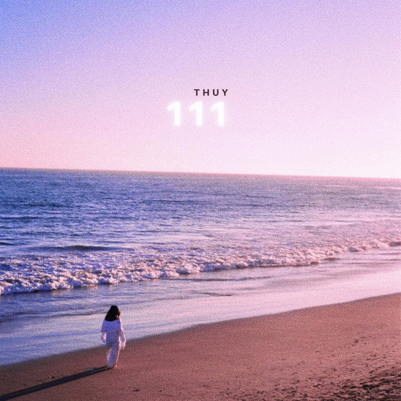 """Thuy - """"111"""" cover"""