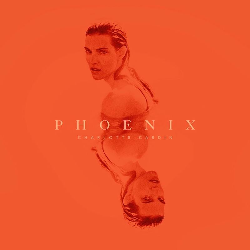 "Charlotte Cardin - ""Phoenix"" album cover"