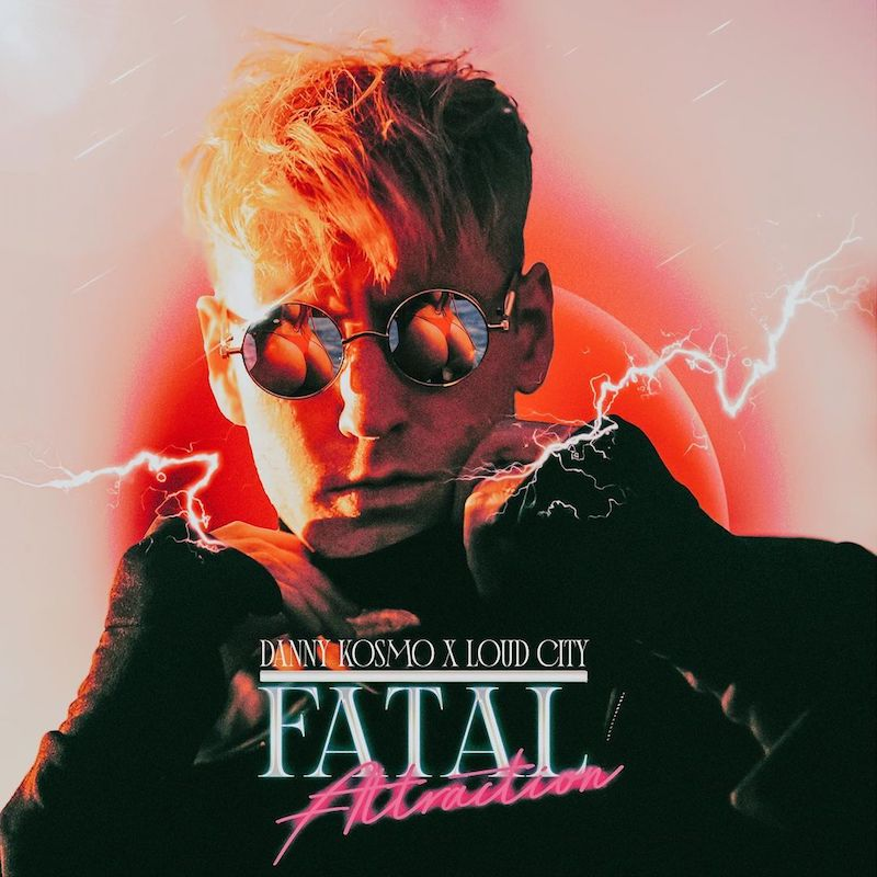 "Danny Kosmo - ""Fatal Attraction"" cover"