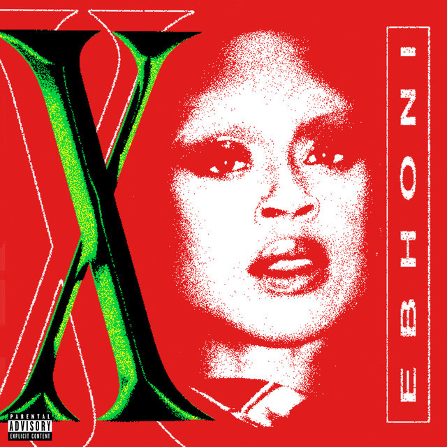 "Ebhoni - ""X"" EP cover"