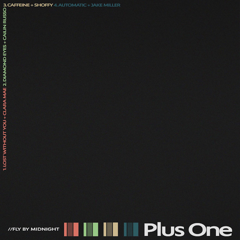 Fly By Midnight - Plus One EP cover art