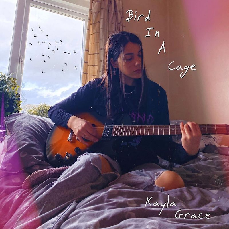 "Kayla Grace - ""Bird in a Cage"" cover"