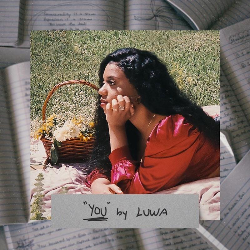 """Luwa - """"You"""" cover"""