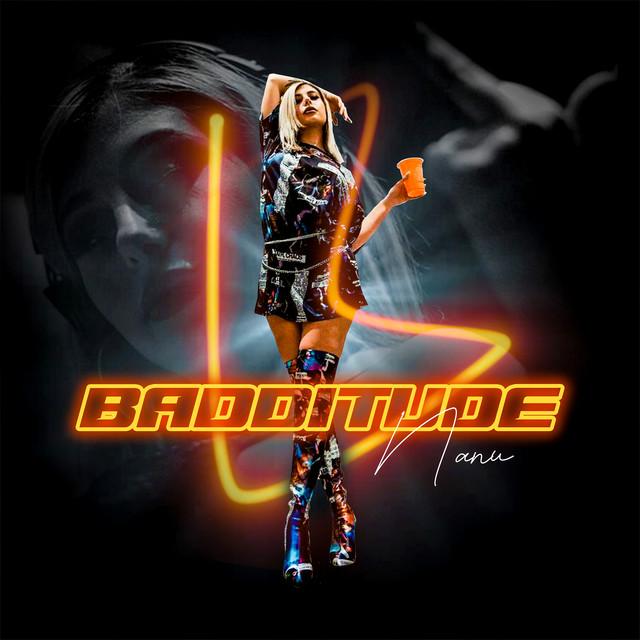 """Nanu - """"Badditude"""" cover"""