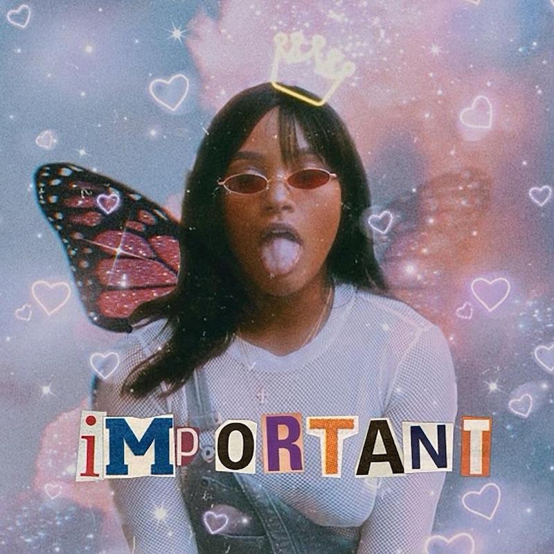 """Rachel West - """"Important"""" cover"""