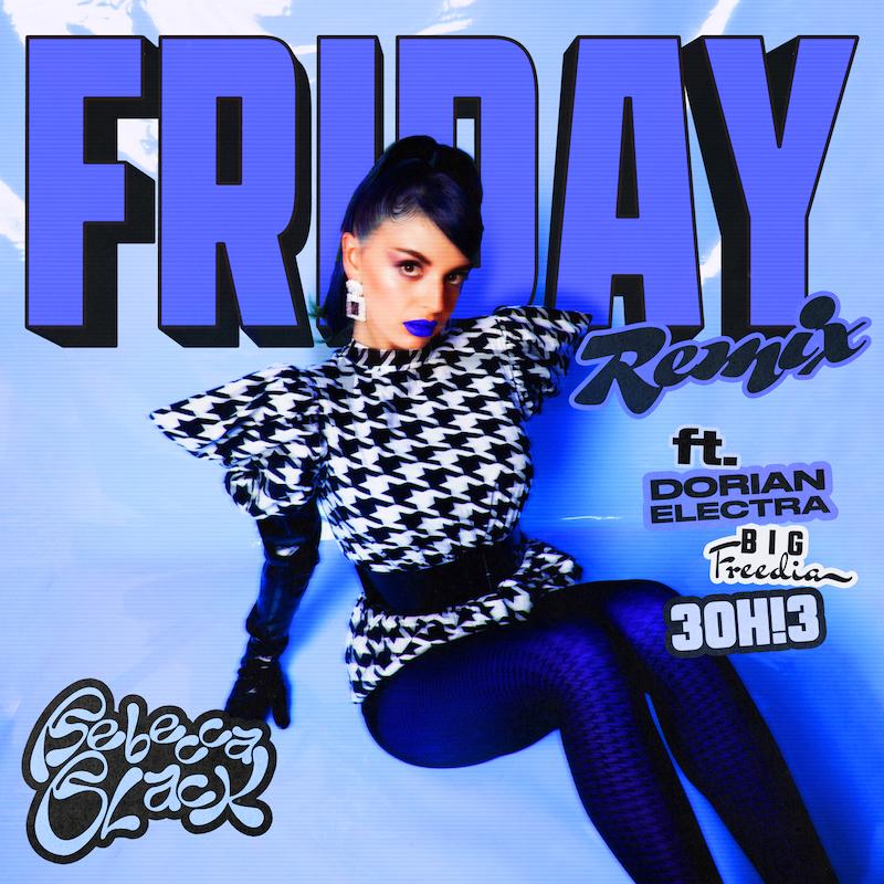 Rebecca Black - Friday Remix cover