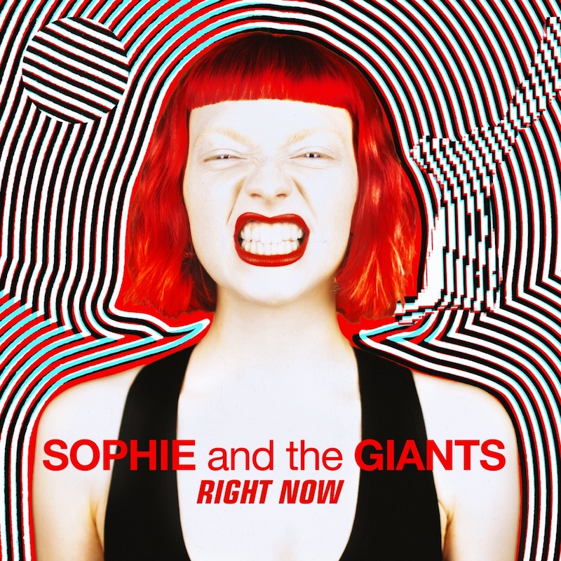 "Sophie and the Giants - ""Right Now"" cover"