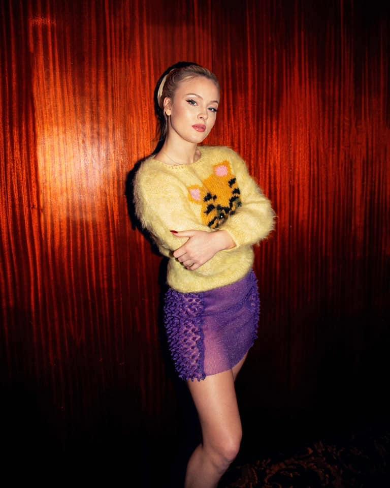 Zara Larsson press photo