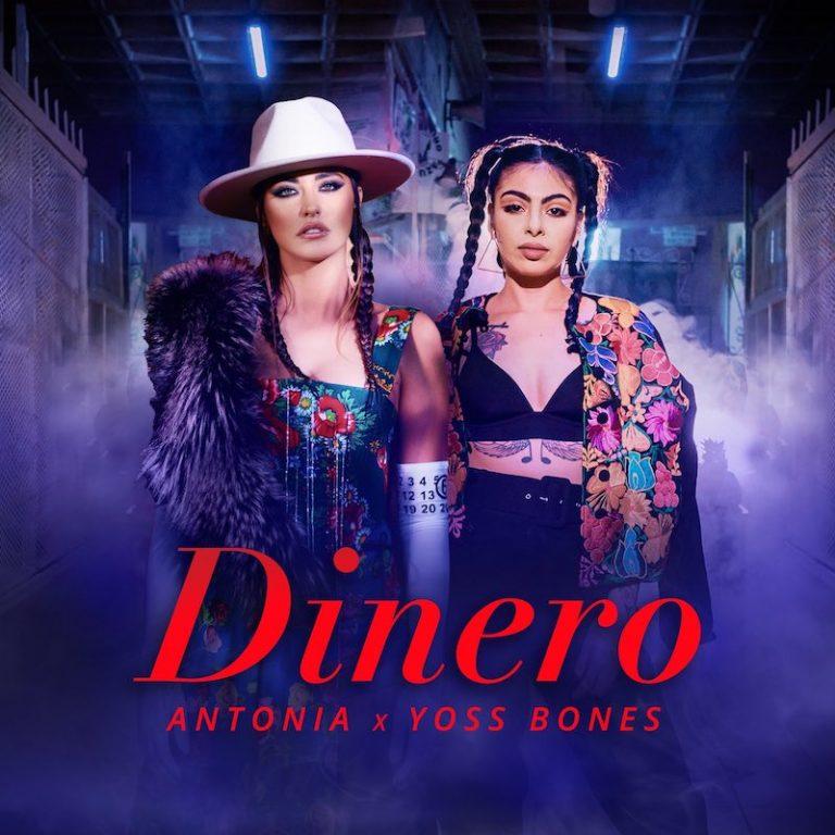 "Antonia and Yoss Bones - ""Dinero"" cover."