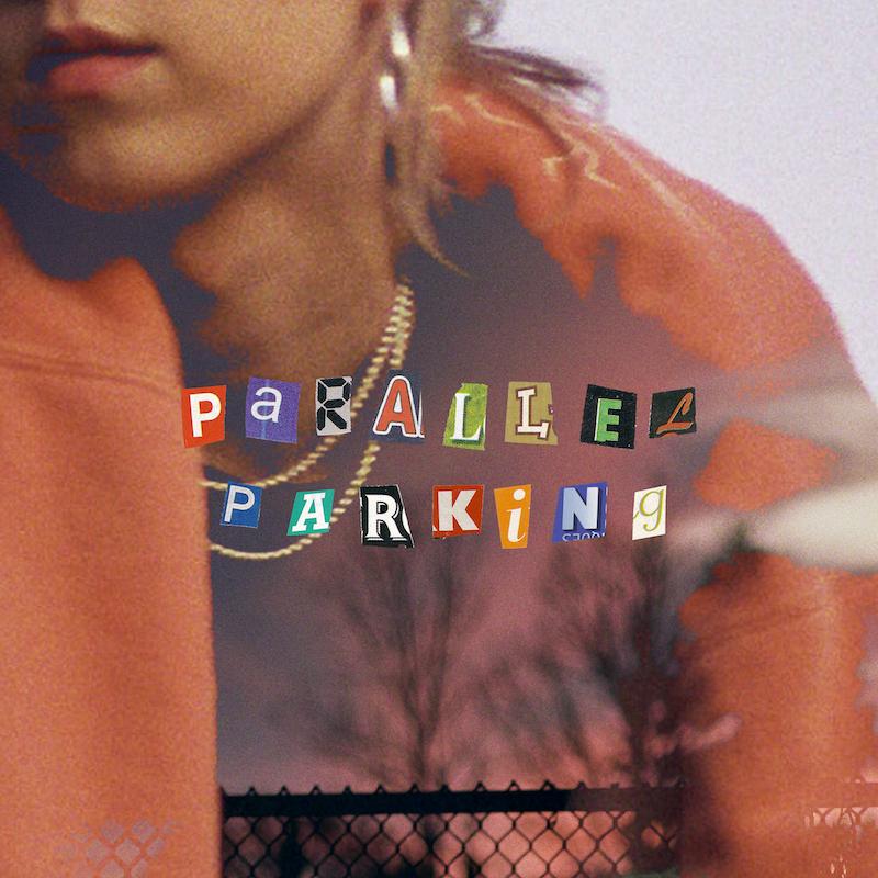 """Arden Jones's """"Parallel Parking"""" song cover art."""