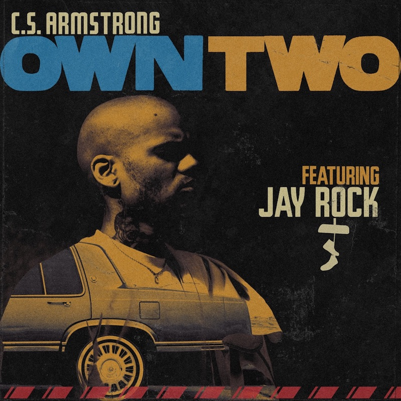 """C.S. Armstrong's """"Own Two"""" cover art."""