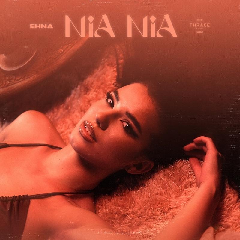 """EHNA's """"Nia Nia"""" song cover art."""