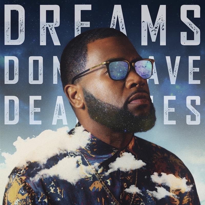 "Rochester's ""Dreams Don't Have Deadlines"" album cover art."