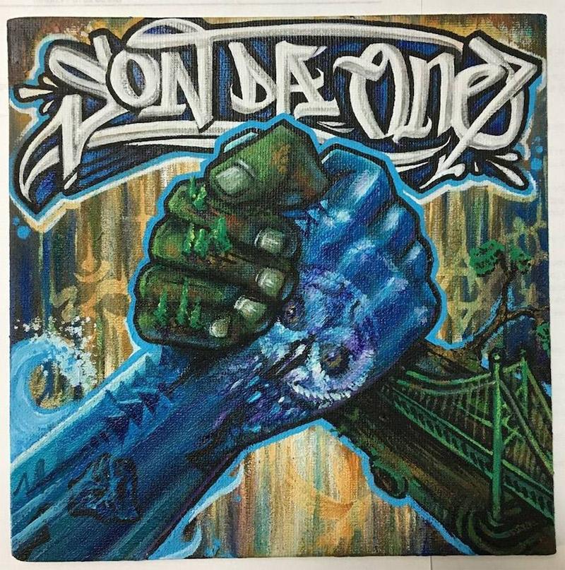 Son Da One EP cover art