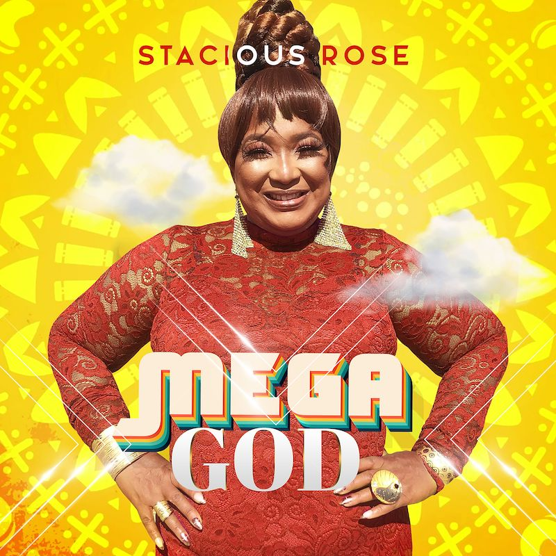 "Stacious Rose - ""Mega God"" song cover art"